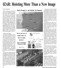 Maritime Reporter Magazine, page 20,  Mar 2001