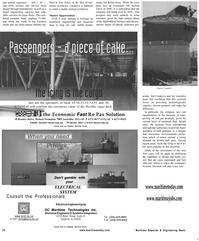 Maritime Reporter Magazine, page 22,  Mar 2001