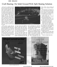 Maritime Reporter Magazine, page 28,  Mar 2001 Virginia