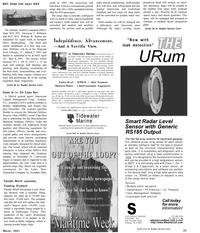 Maritime Reporter Magazine, page 33,  Mar 2001