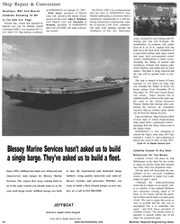 Maritime Reporter Magazine, page 34,  Mar 2001 Edward A. Carter , Jr.
