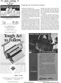 Maritime Reporter Magazine, page 44,  Mar 2001