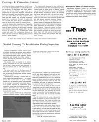 Maritime Reporter Magazine, page 45,  Mar 2001