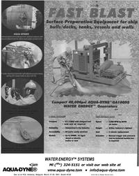 Maritime Reporter Magazine, page 50,  Mar 2001