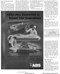 Maritime Reporter Magazine, page 54,  Mar 2001