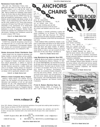 Maritime Reporter Magazine, page 57,  Mar 2001 Virginia