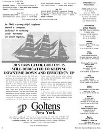 Maritime Reporter Magazine, page 4,  Mar 2001