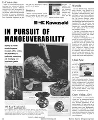 Maritime Reporter Magazine, page 60,  Mar 2001