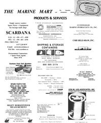Maritime Reporter Magazine, page 65,  Mar 2001