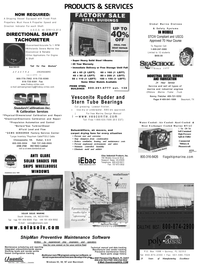 Maritime Reporter Magazine, page 66,  Mar 2001 Hour Service Service