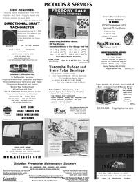 Maritime Reporter Magazine, page 66,  Mar 2001