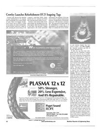 Maritime Reporter Magazine, page 10,  Apr 2001