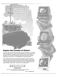 Maritime Reporter Magazine, page 11,  Apr 2001 river Black Box Radars