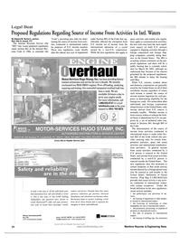 Maritime Reporter Magazine, page 14,  Apr 2001