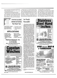 Maritime Reporter Magazine, page 15,  Apr 2001