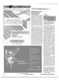 Maritime Reporter Magazine, page 20,  Apr 2001 Kelly Bentley
