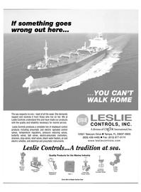Maritime Reporter Magazine, page 21,  Apr 2001