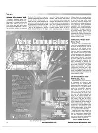 Maritime Reporter Magazine, page 22,  Apr 2001