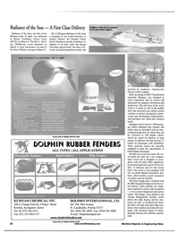Maritime Reporter Magazine, page 26,  Apr 2001 Caribbean