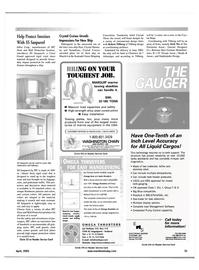 Maritime Reporter Magazine, page 31,  Apr 2001
