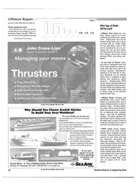 Maritime Reporter Magazine, page 34,  Apr 2001
