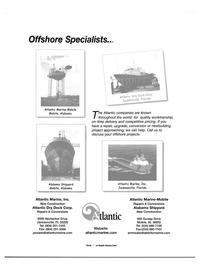 Maritime Reporter Magazine, page 35,  Apr 2001