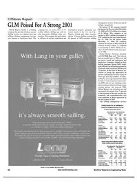Maritime Reporter Magazine, page 46,  Apr 2001