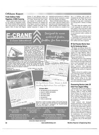Maritime Reporter Magazine, page 48,  Apr 2001