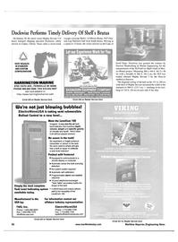 Maritime Reporter Magazine, page 50,  Apr 2001