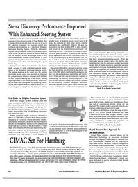 Maritime Reporter Magazine, page 54,  Apr 2001