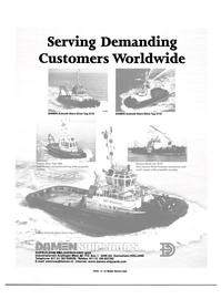 Maritime Reporter Magazine, page 55,  Apr 2001