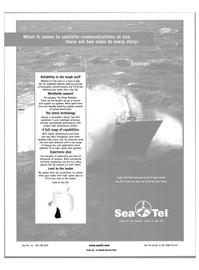 Maritime Reporter Magazine, page 57,  Apr 2001