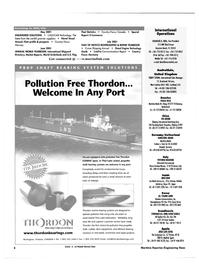 Maritime Reporter Magazine, page 4,  Apr 2001