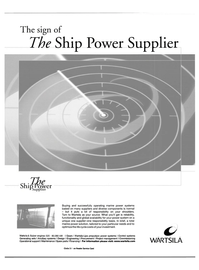 Maritime Reporter Magazine, page 61,  Apr 2001 propulsion power systems