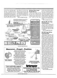 Maritime Reporter Magazine, page 62,  Apr 2001 feeder car