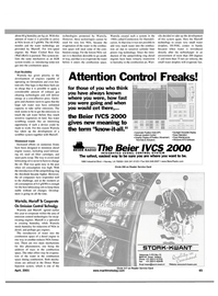 Maritime Reporter Magazine, page 65,  Apr 2001 Marioff technology