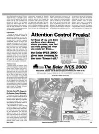 Maritime Reporter Magazine, page 65,  Apr 2001