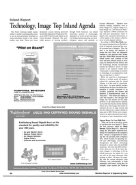 Maritime Reporter Magazine, page 66,  Apr 2001 Wisconsin