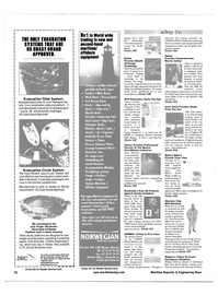 Maritime Reporter Magazine, page 70,  Apr 2001 Reversible Inflatable