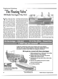 Maritime Reporter Magazine, page 12,  May 2001