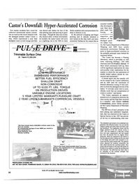Maritime Reporter Magazine, page 18,  May 2001