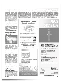 Maritime Reporter Magazine, page 33,  May 2001