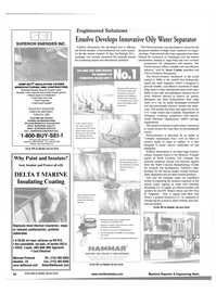 Maritime Reporter Magazine, page 34,  May 2001