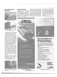 Maritime Reporter Magazine, page 35,  May 2001