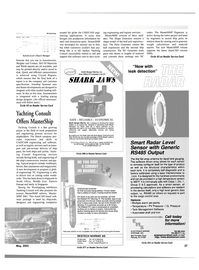 Maritime Reporter Magazine, page 37,  May 2001