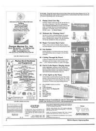 Maritime Reporter Magazine, page 2,  May 2001
