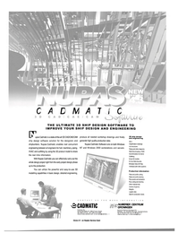 Maritime Reporter Magazine, page 40,  May 2001