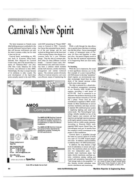Maritime Reporter Magazine, page 44,  May 2001