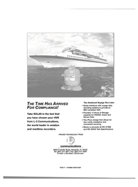 Maritime Reporter Magazine, page 45,  May 2001