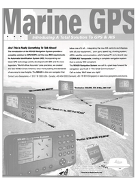 Maritime Reporter Magazine, page 3,  May 2001